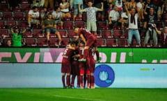 CFR Cluj primeste o veste buna inaintea meciului cu Lazio Roma din Europa League