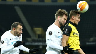 CFR Cluj rateaza dramatic calificarea in primavara Europa League