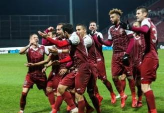 CFR Cluj reactioneaza dupa ce FCSB a anuntat transferul unui jucator al echipei din Gruia