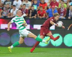 CFR Cluj remizeaza cu Celtic in preliminariile Ligii Campionilor