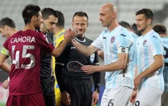 CFR Cluj s-a calificat in finala Cupei Romaniei