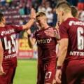 """CFR Cluj s-a lovit de """"stânca"""" din Gibraltar. Scor rușinos la pauză pentru echipa lui Șumudică. Cum s-a încheiat meciul"""