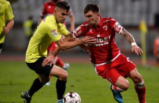 "CFR Cluj se impune categoric in ""Groapa"" cu Dinamo . VIDEO GOLURI"