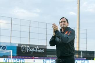 CFR Cluj si-a dat afara antrenorul - oficial
