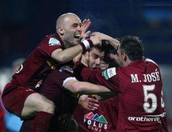 CFR Cluj va juca patru meciuri de pregatire in Austria