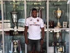 CFR Cluj vrea sa-l dea afara pe atacantul ce a jucat la Real Madrid si Arsenal - presa