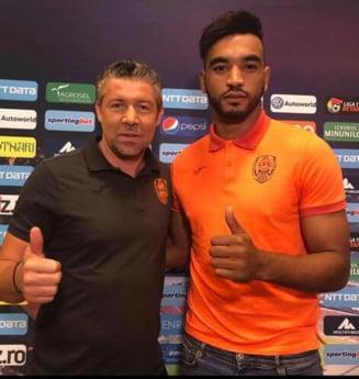CFR Cluj vrea sa-l vanda pe Omrani dupa ce i-a prelungit contractul