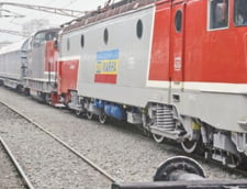 CFR Marfa ar putea fi cumparata de compania franceza SNCF