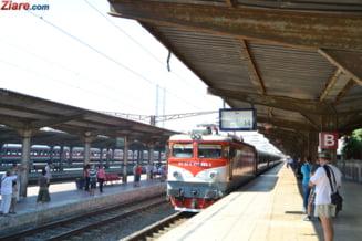 CFR anunta masuri speciale din cauza caniculei - trenurile merg si mai incet