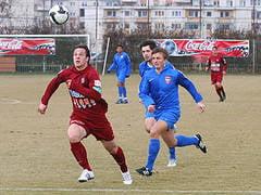 CFR intareste Mediasul si Alba Iulia cu jucatori din Albion