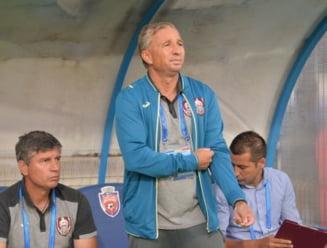 CFR-ul lui Dan Petrescu a facut spectacol in etapa a 3-a si a urcat pe primul loc in Liga 1
