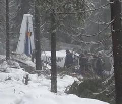 CIAS respinge acuzatiile familiei Aurei Ion, una din victimele accidentului aviatic din Apuseni