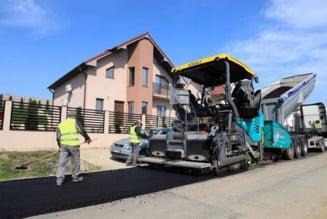 CJ Bihor, investitie de 3,5 milioane lei in drumuri menite sa fluidizeze traficul