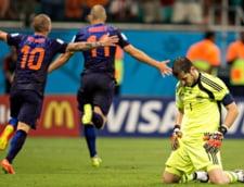 CM 2014: Acuze dure la adresa lui Iker Casillas, din partea unui mare jucator
