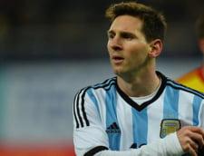 CM 2014: Antrenorul Argentinei, despre forma excelenta a lui Messi