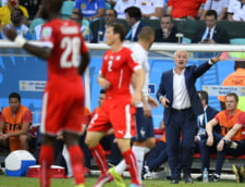 CM 2014: Antrenorul Frantei, incantat dupa victoria magica in fata Elvetiei
