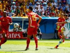 CM 2014: Argentina bate Belgia si se califica in semifinale