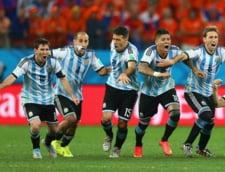CM 2014: Argentina invinge Olanda la penaltiuri si merge in finala Cupei Mondiale