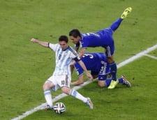 CM 2014: Argentina invinge greu Bosnia