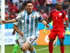 CM 2014: Argentina invinge spectaculos Nigeria