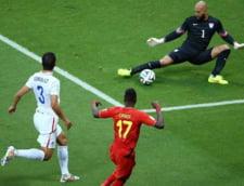 CM 2014: Belgia invinge SUA si se califica in sferturi