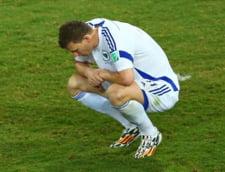 CM 2014: Bosniacul Dzeko lanseaza acuzatii grave la adresa unui arbitru