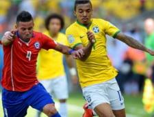 CM 2014: Brazilia s-a calificat in sferturi dupa loviturile de departajare