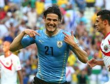 CM 2014: Ce se intampla cu Uruguay fara Suarez?