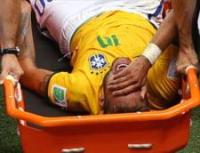 CM 2014: Ce spune marele Pele despre accidentarea teribila a lui Neymar