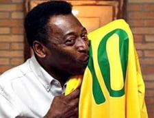 CM 2014: Ce spune marele Pele dupa umilinta traita de Brazilia in fata Germaniei