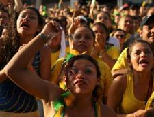 CM 2014: Cele mai infocate fane din Brazilia (Galerie foto)