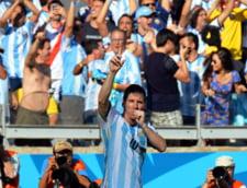 CM 2014: Cum il lauda antrenorul Argentinei pe Messi, dupa golul cu Iran