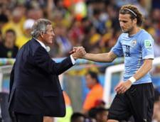CM 2014: Dezamagire in Uruguay, dupa ratarea calificarii in sferturi. Ce a declarat antrenorul