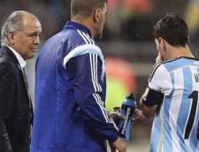 CM 2014: Dezvaluiri incendiare din vestiarul Argentinei: ce-i face Messi lui Sabella