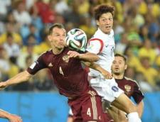 CM 2014: Egal spectaculos intre Rusia si Coreea de Sud