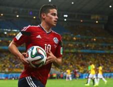CM 2014: Ii poate lua James Rodriguez locul lui Cristiano Ronaldo?