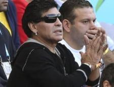 CM 2014: Maradona, umilit la finala Cupei Mondiale