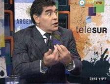 "CM 2014: Maradona are ""cheia"" pentru victoria in fata Germaniei"