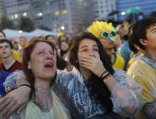 CM 2014: Meciul Germania - Brazilia, record fabulos pe Twitter