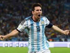 CM 2014: Mourinho vorbeste despre Messi inaintea finalei Cupei Mondiale
