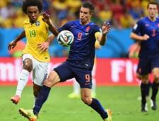 CM 2014: Olanda castiga finala mica. Brazilia, umilita din nou