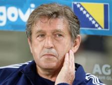 CM 2014: Prima declaratie a antrenorului Susic, dupa eliminarea Bosniei