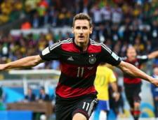 CM 2014: Record uluitor pentru Klose