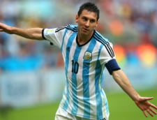 CM 2014: Strigatul de lupta al lui Messi