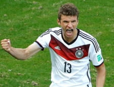 CM 2014: Thomas Muller a rabufnit: Sa-si bage trofeul undeva!