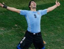CM 2014: Uluitorul Suarez distruge Anglia