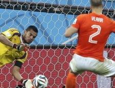 CM 2014: Van Gaal face o dezvaluire surprinzatoare: ce s-a intamplat la penaltiuri in semifinale