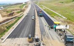 CNAIR a actualizat data finalizarii lotului 2 din A10: aprilie 2022. Traficul se deschide in noiembrie 2021