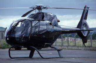 """CNAIR a platit 115.000 de lei ca sa se plimbe ministrul cu elicopterul: """"De ce e de interes? Au fost pentru romani, nu pentru Cuc!"""""""