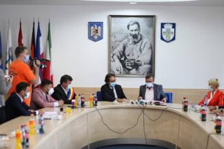 CNAIR a semnat un contract in valoare de 207 milioane de lei pentru constructia Centurii orasului Targu Jiu